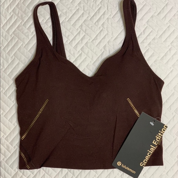 Lululemon🍋align tank special edition French press